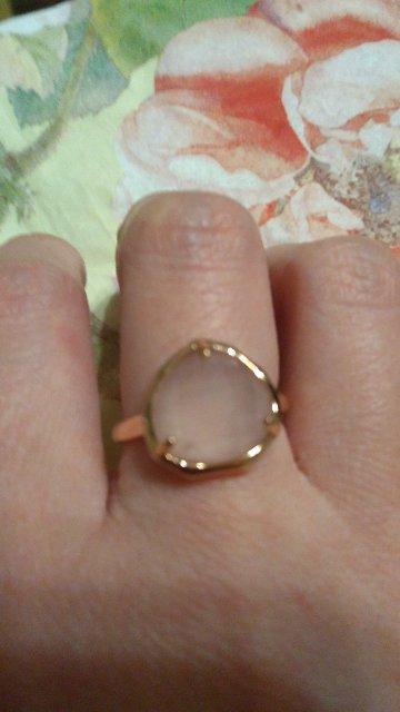 Чудесное лёгкое кольцо