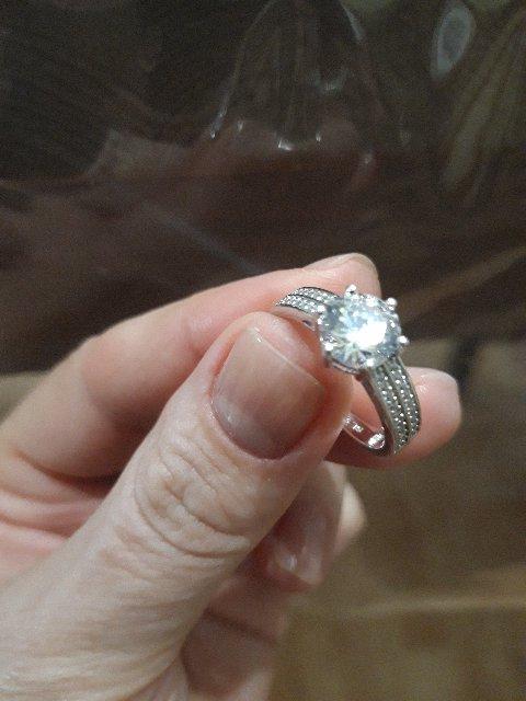 Спасибо большое, кольцо подошло,очень красивое,буду носить с удовольствием
