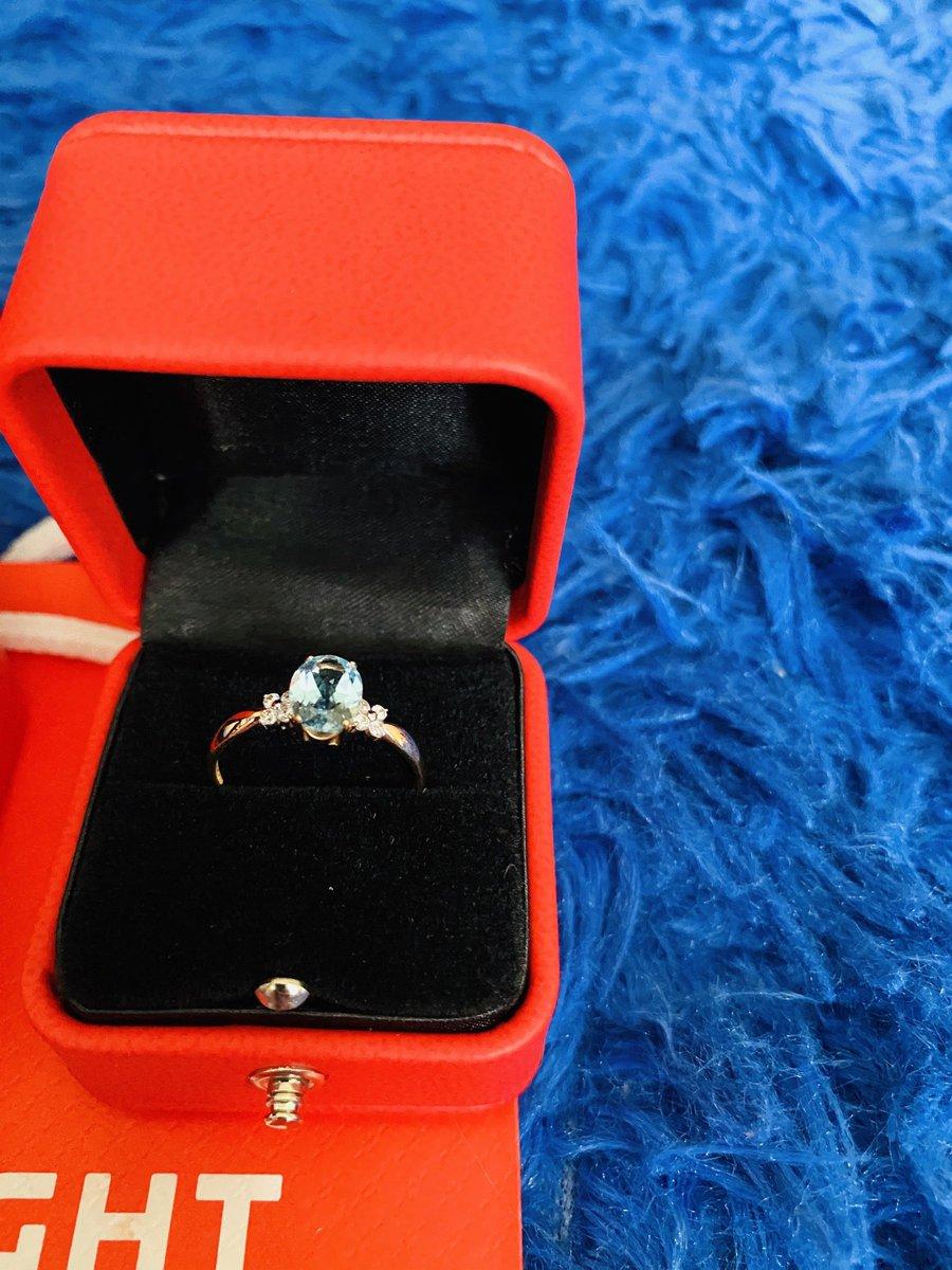 На внешний вид кольцо понравилось.