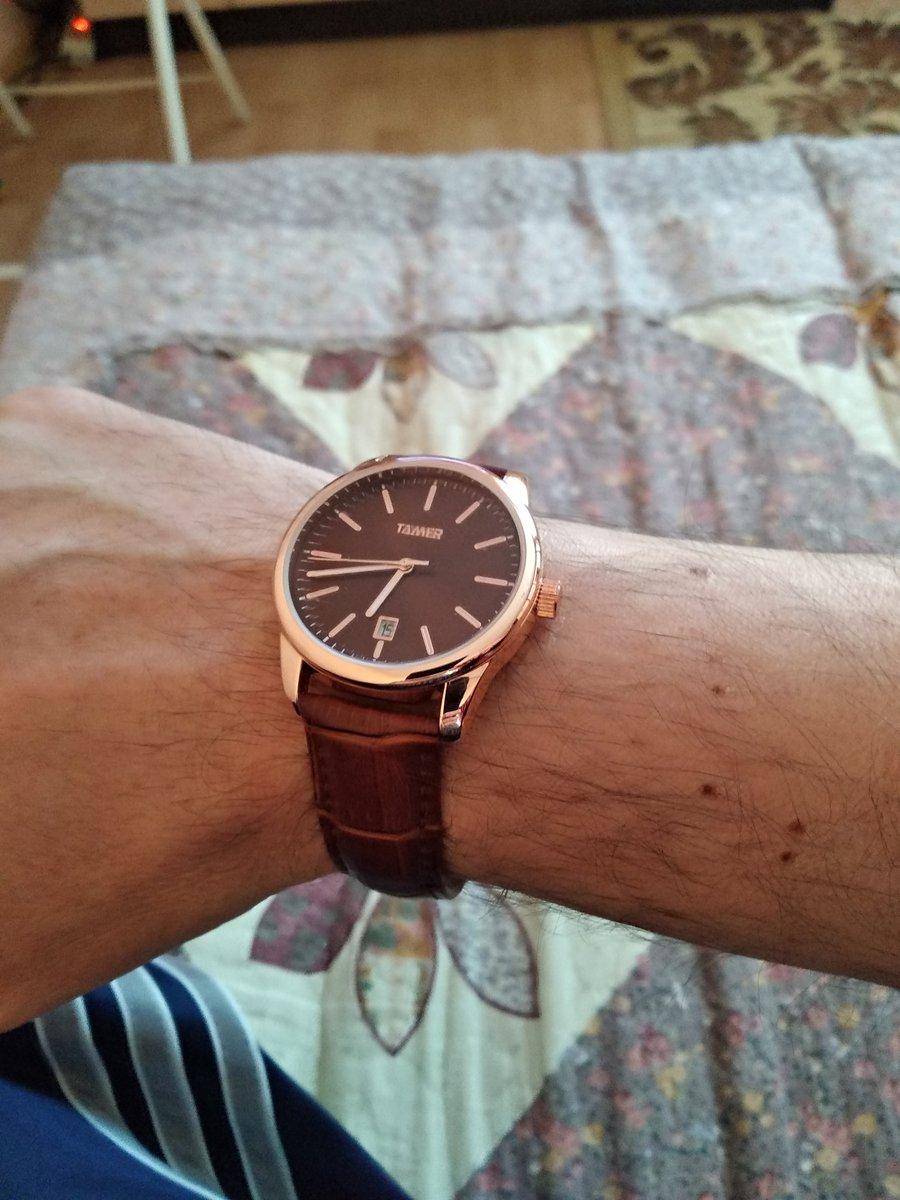 Стильные мужские часы TAMER