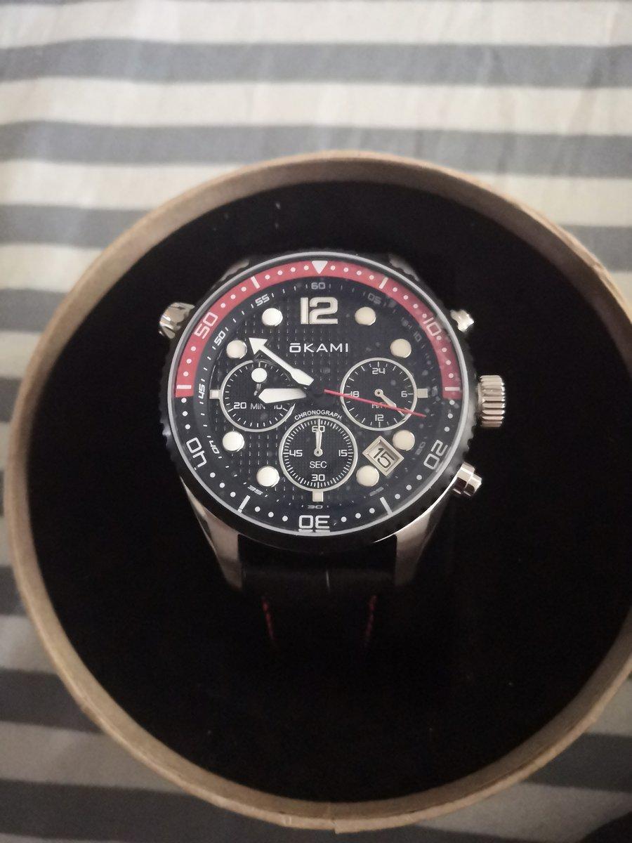 Очень чёткие часы.