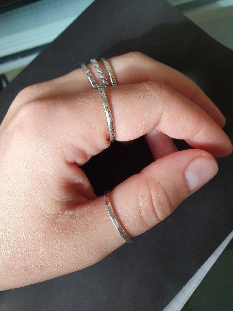 Пять колец вместо одного