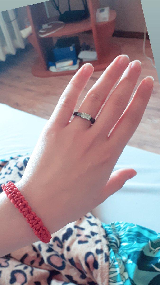 Керамическое кольцо, не думала, что будет так комфортно