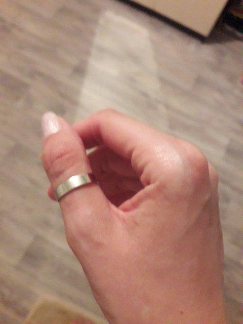Стиль и качество в одном кольце