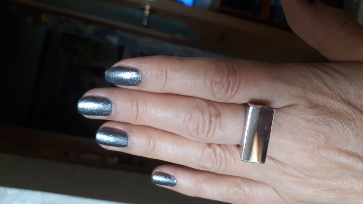 Оригинальное кольцо..