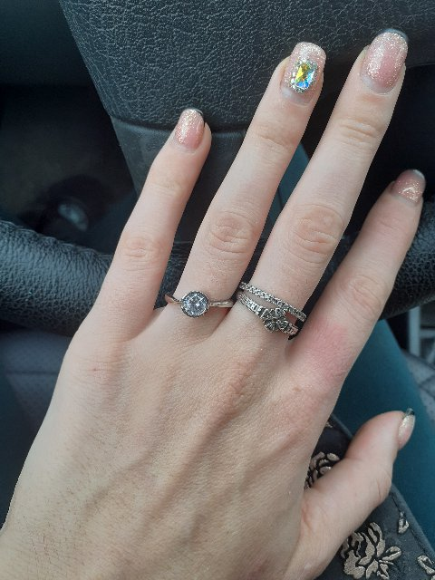 Симпатичное классическое кольцо