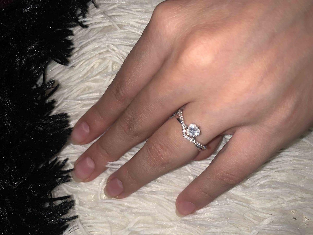 Серебряное кольцо 😍😍😍