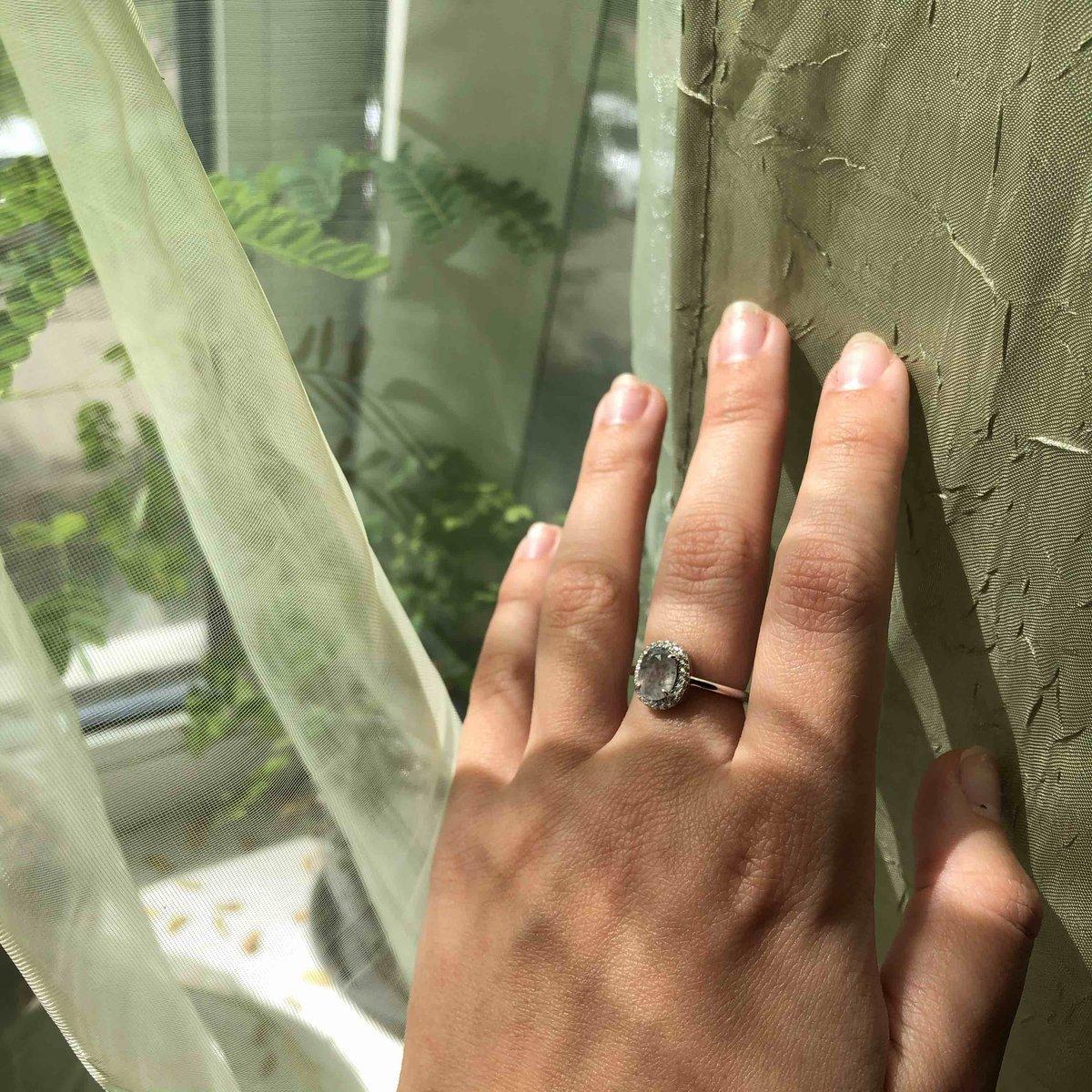 Замечательное нежное кольцо