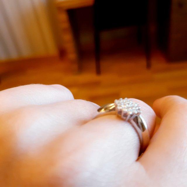 Кольцо великолепно!