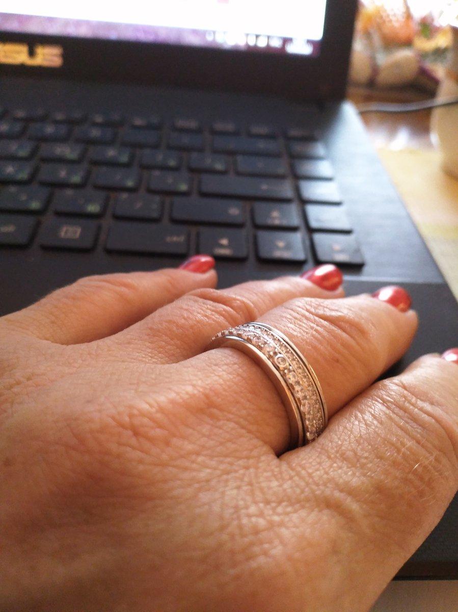 Роскошное кольцо.
