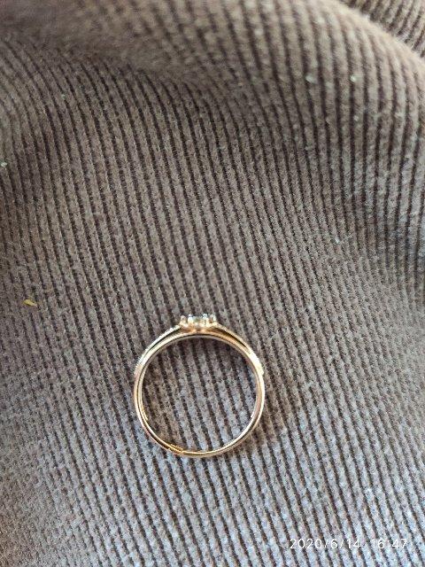 Моё первое кольцо