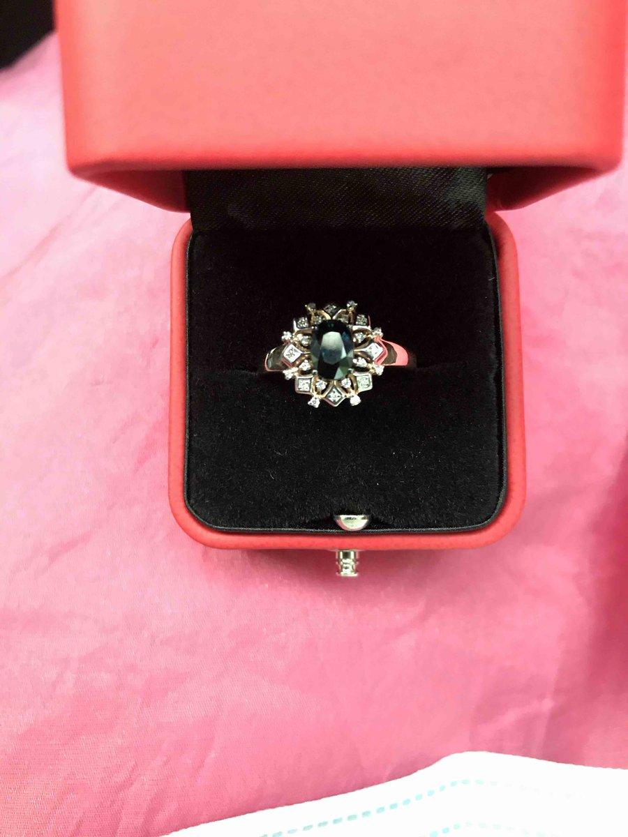 Подарок, кольцо