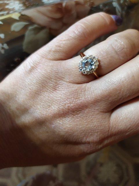 Кольцо с Топалова