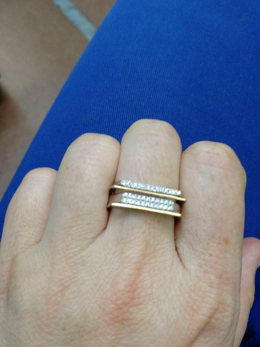Умопомрачительное  кольцо