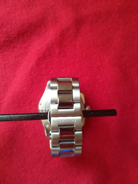 Хорошие часы Okami