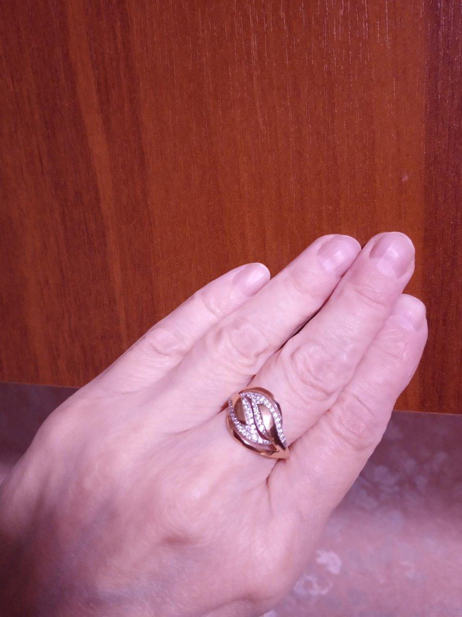 Очень понравилось кольцо,такое искала и вот как увидела сразу купила.