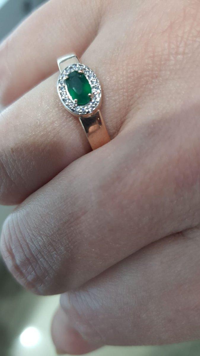 Недорогое кольцо,  которое выглядит дорого!