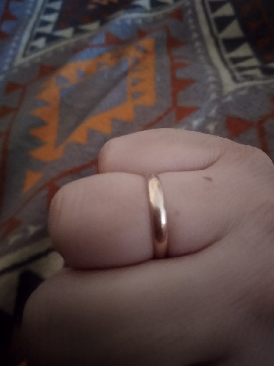 Колечко для мужа
