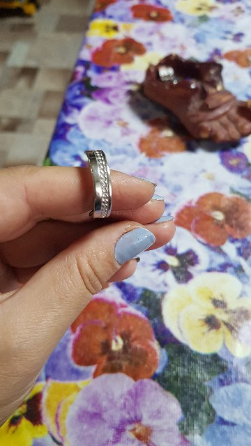 Классное кольцо...