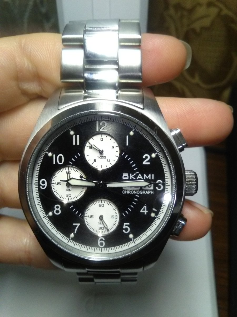 Часы мужские OKAMI