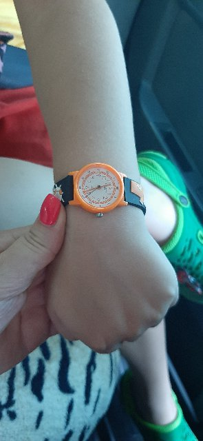 Первые часы моего сына