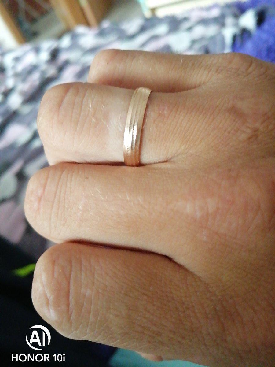 Хорошее обручальное кольцо