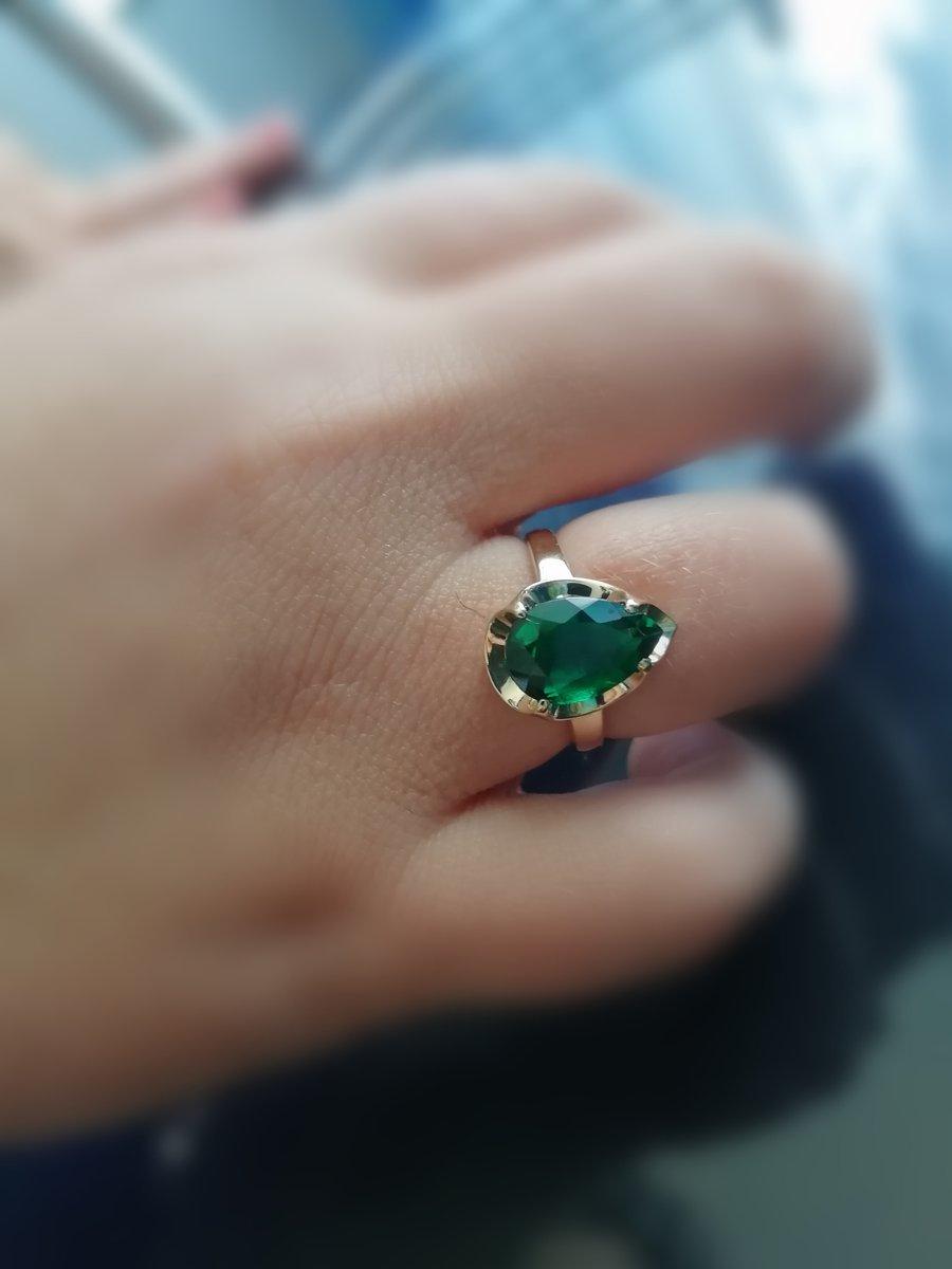 Кольцо роскошное, давно о таком мечтала. Спасибо SUNLIGHT!