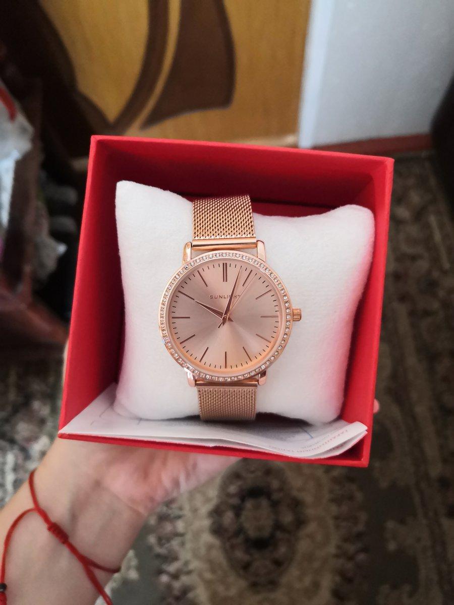 В часы влюбилась сразу!