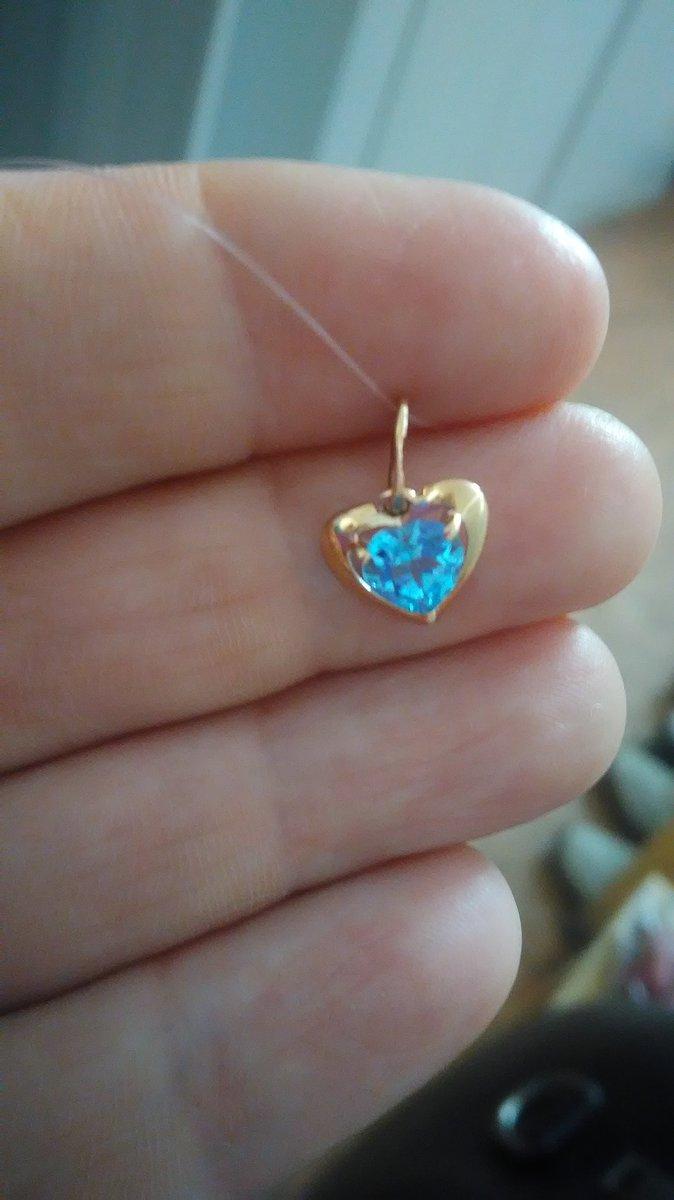 Сердце голубоглазки