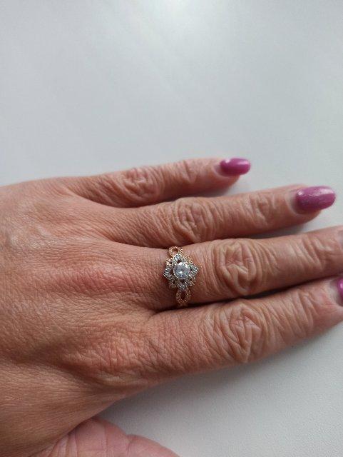 Милое небольшое кольцо