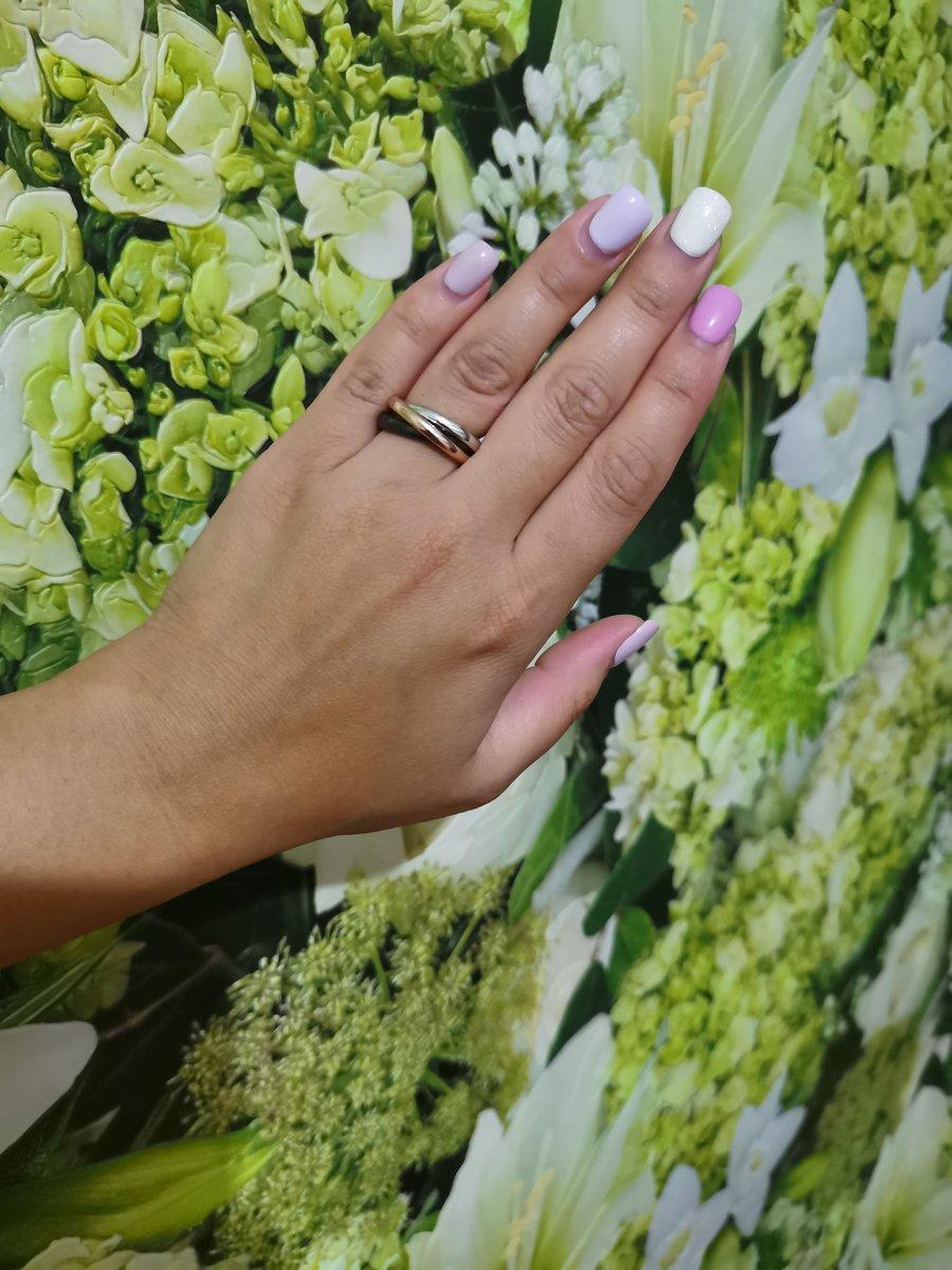 Стильное красивое кольцо
