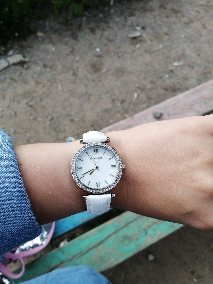 Часики на лето!