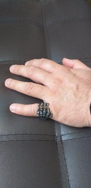 Крутой перстень