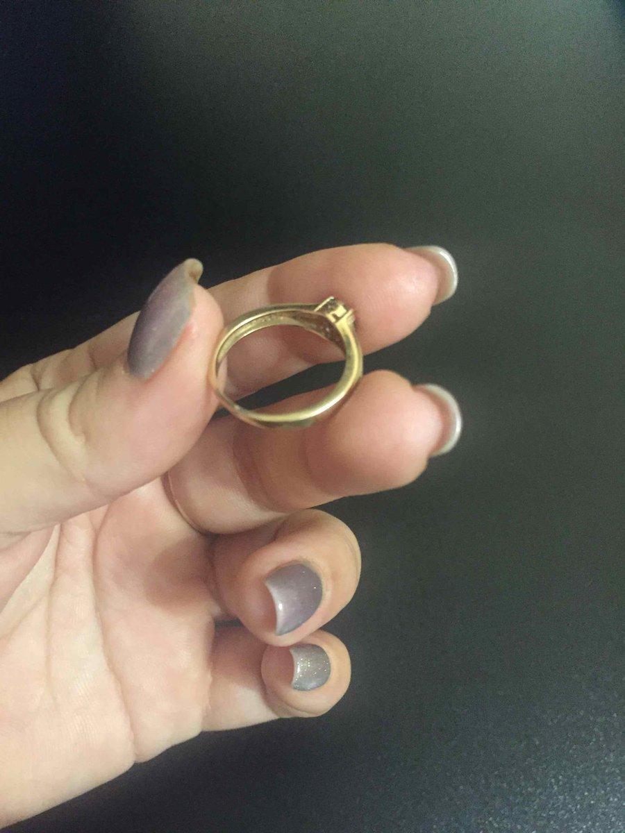 Кольцо- счастье!