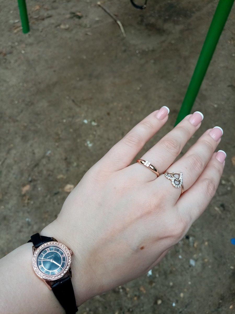 Недорогое, но офигенное кольцо