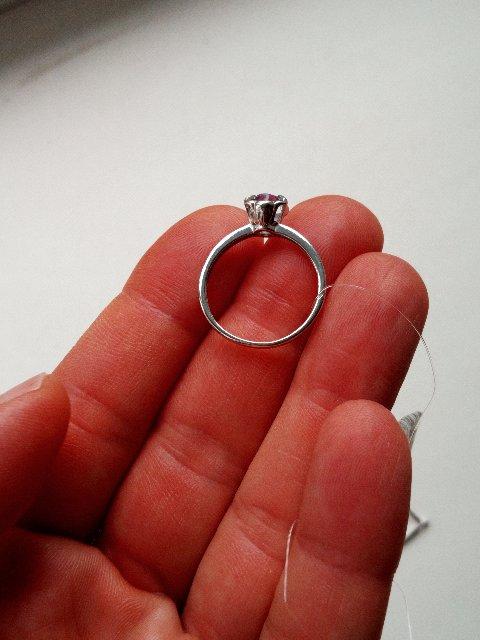 Кольцо-сама нежность.