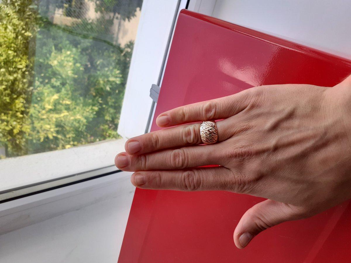 Прекрасное кольцо-мечта