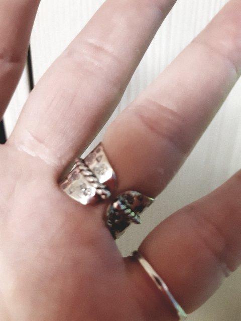 Странное кольцо