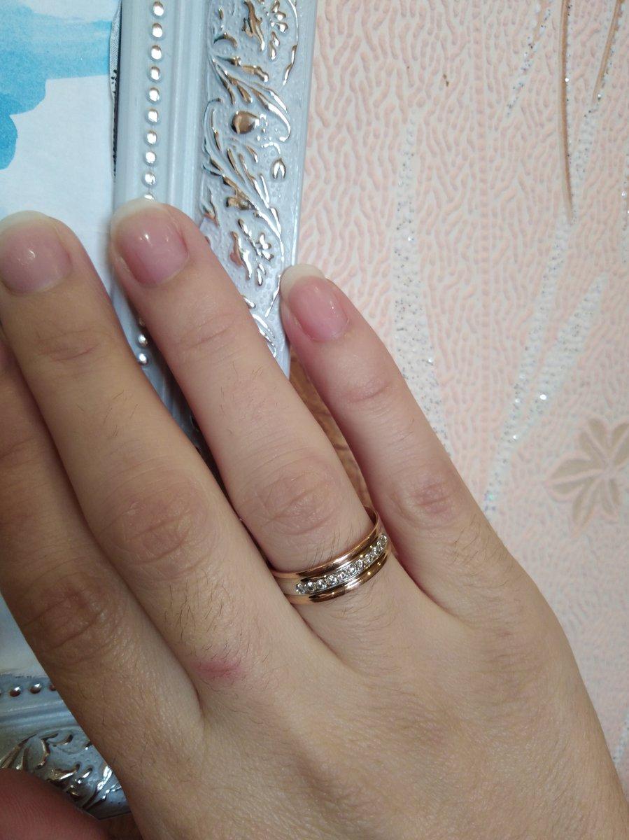 Шикарное обручальное кольцо для Венчания 👑👑💞💍✨