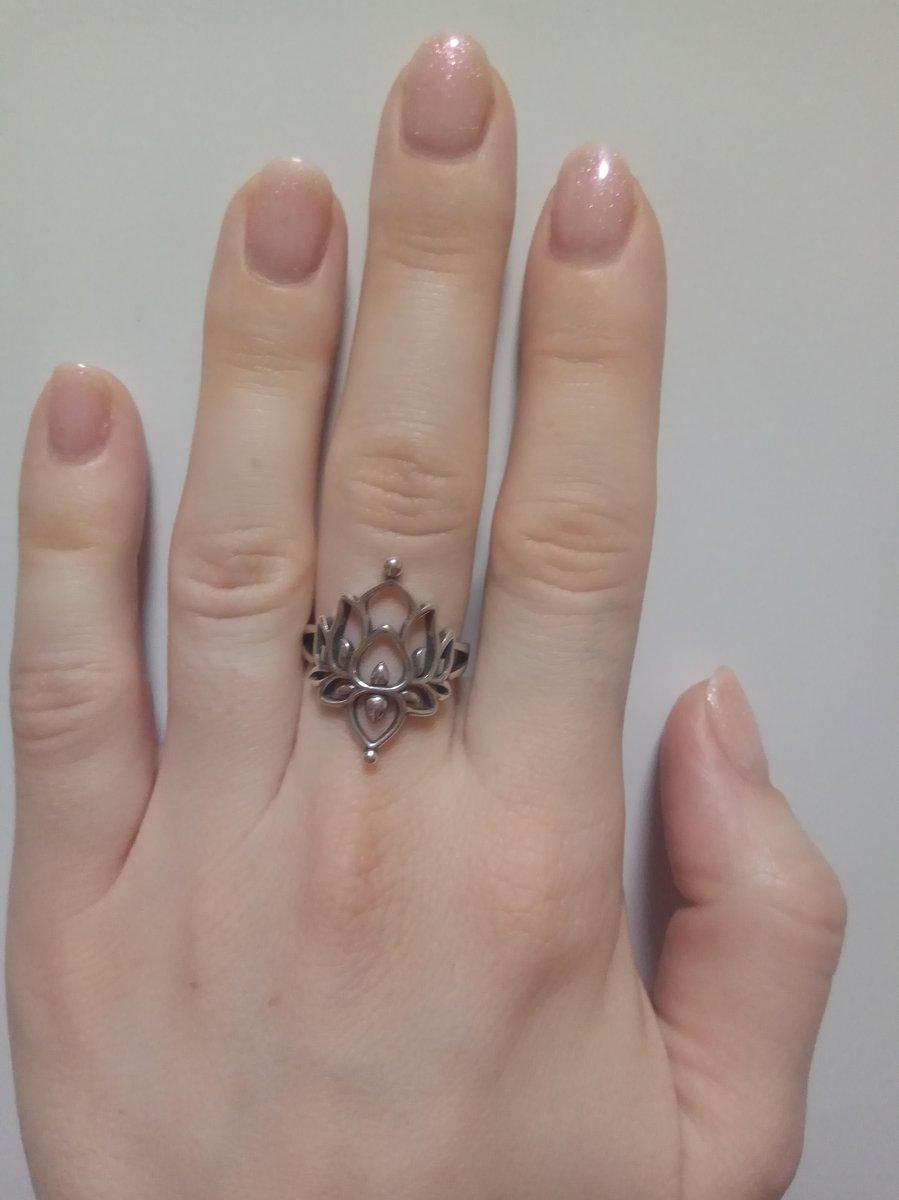 Колечко- цветок лотоса