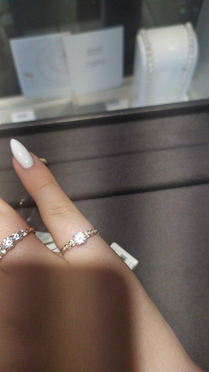 Супер, очень нежное кольцо