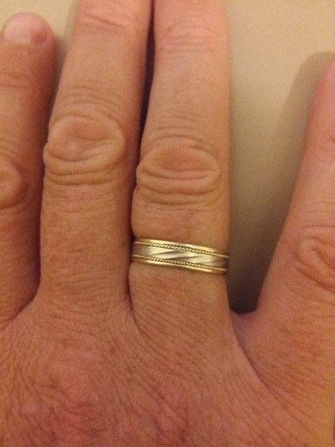 Кольцо для жениха