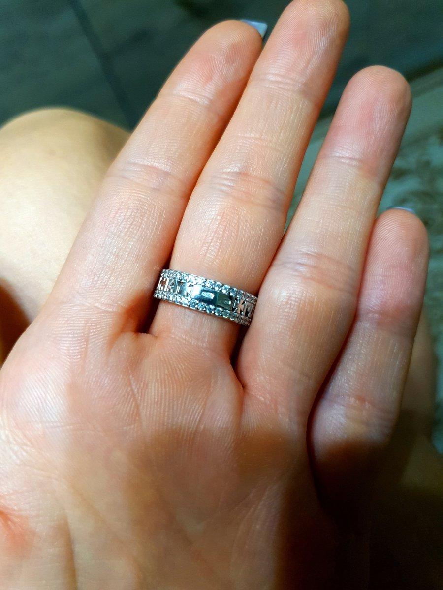 Супер красивое кольцо.
