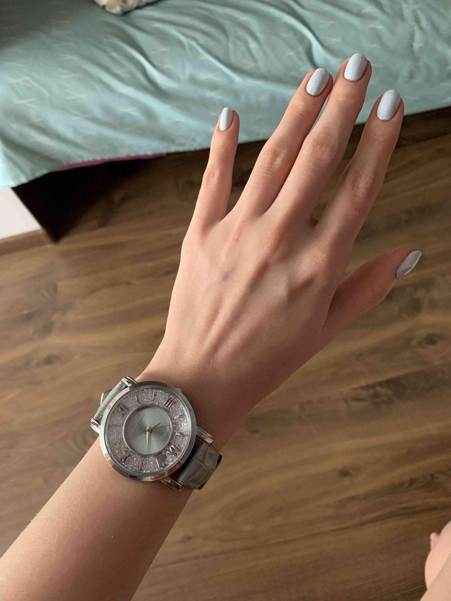 Купила себе часы