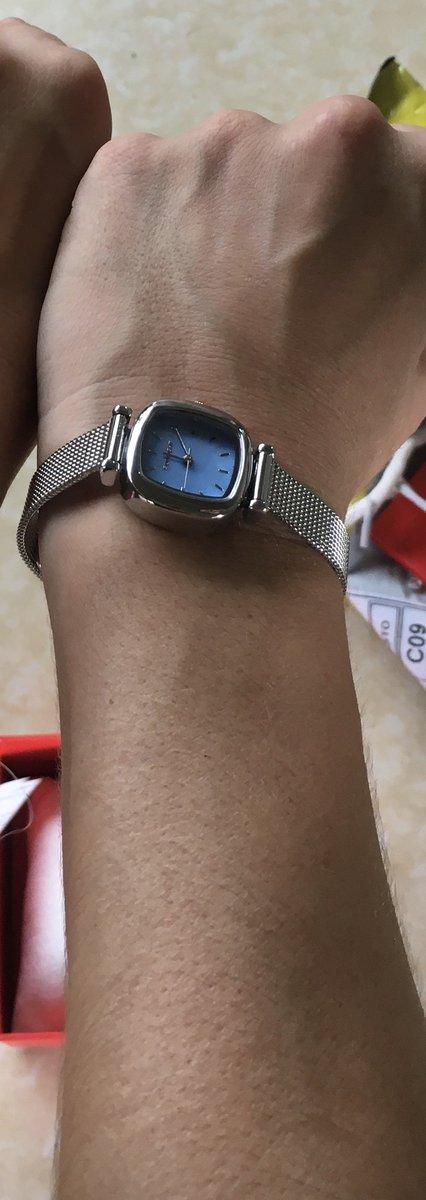 Спасибо очень понравились часы ,я давольна очень доставка быстрая