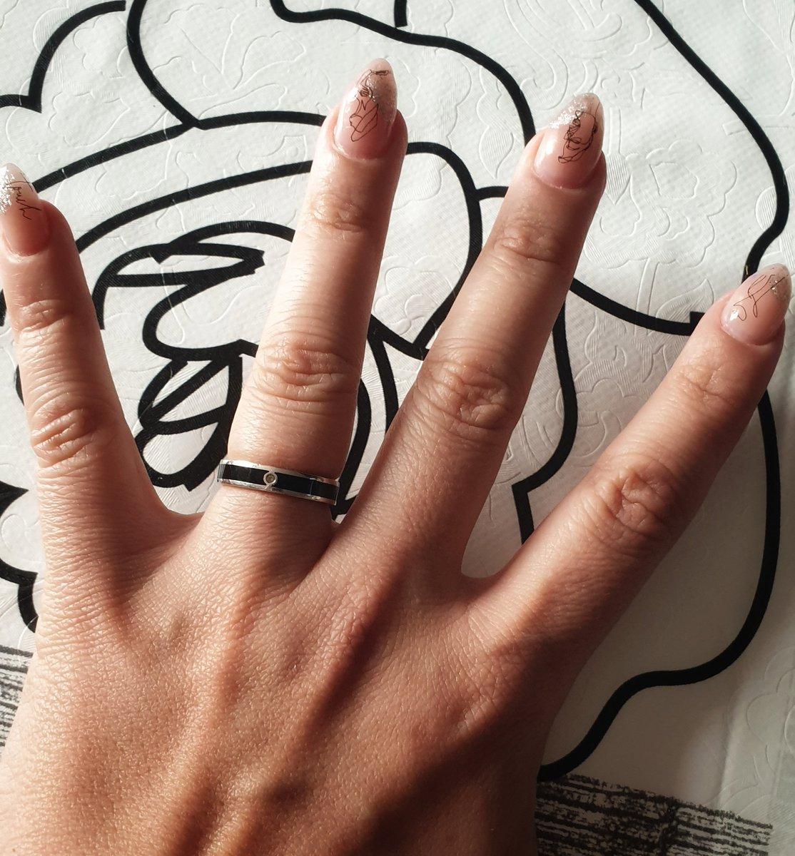 Отличное повседневное кольцо