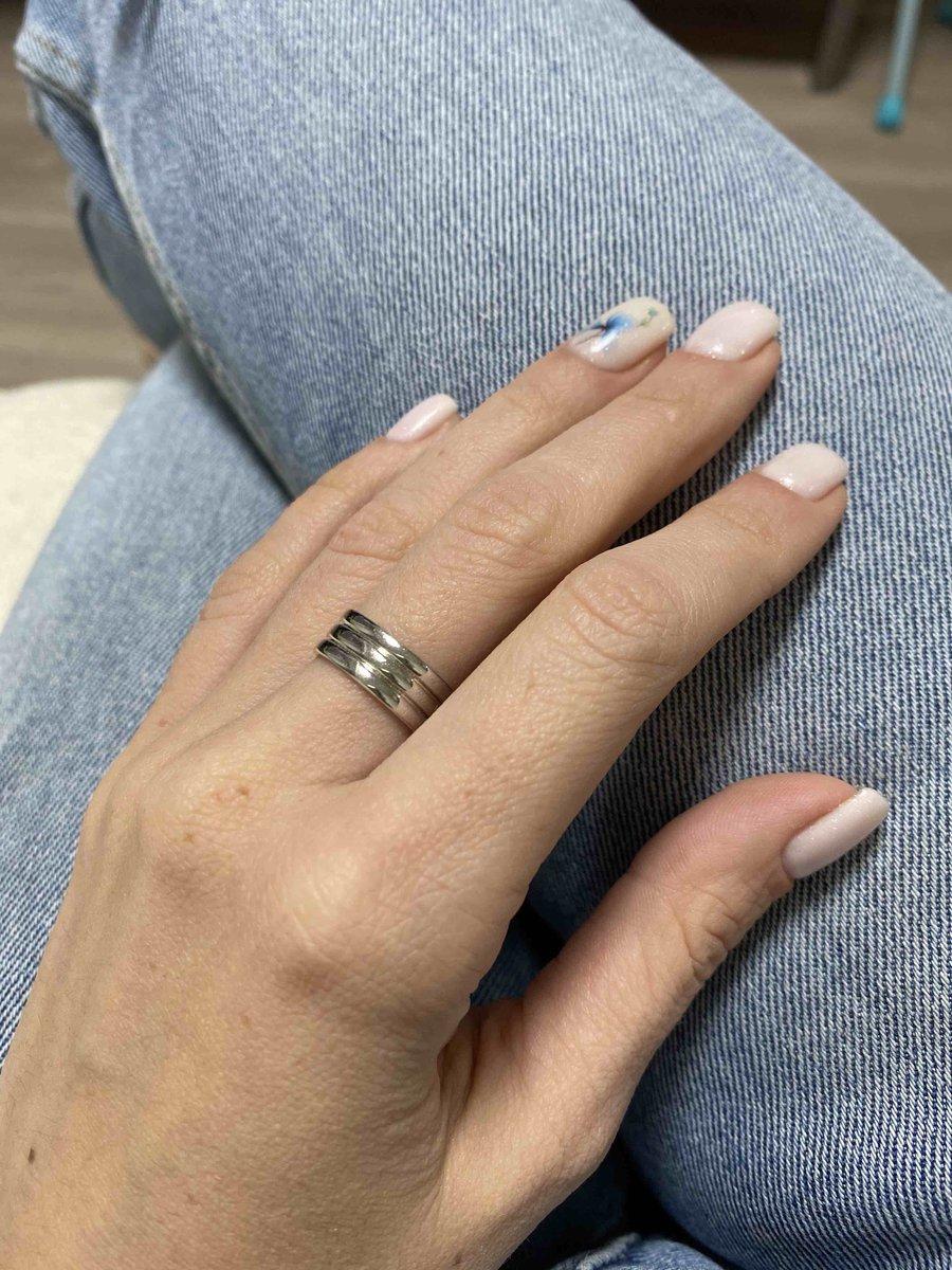 Кольцо -  два в одном