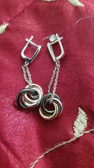 Серебро с керамики