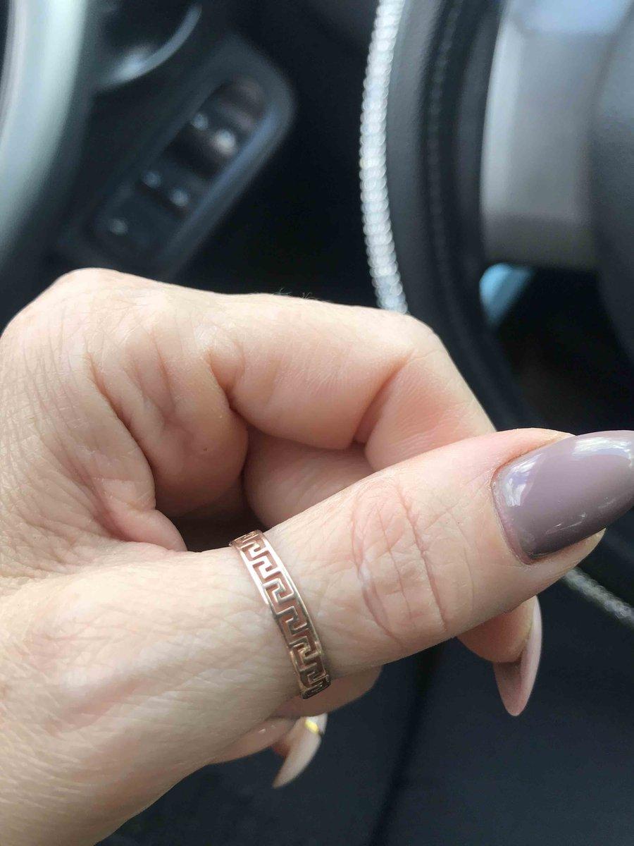 Красивое кольцо .