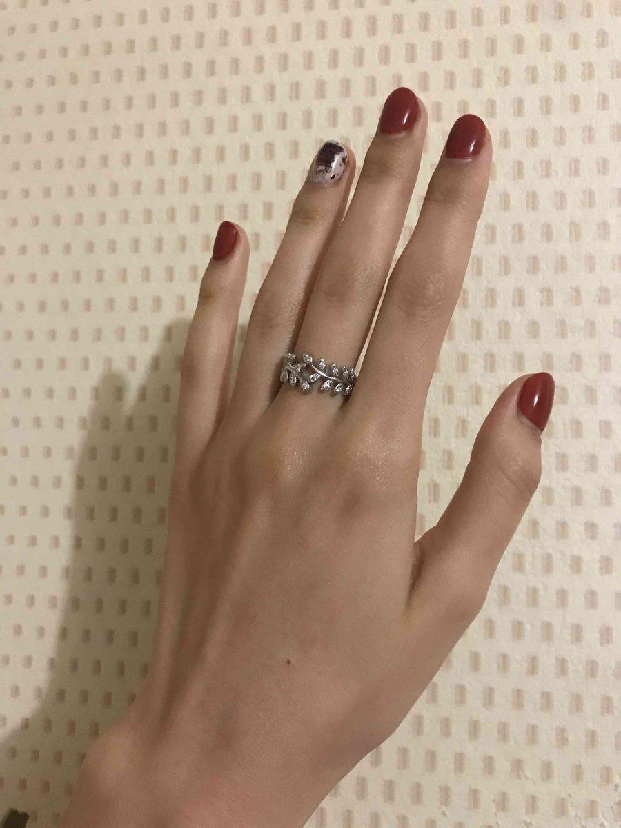 Красивое кольцо!
